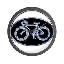 RIDE A BIKE Wall Clock