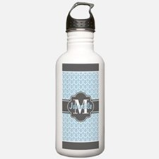 Tiffany Blue Horseshoe Water Bottle