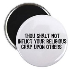 Anti-Religious Magnet