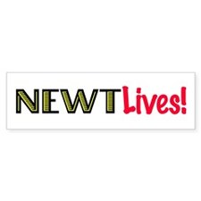 NEWT lives! Bumper Bumper Sticker