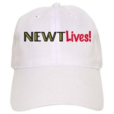 NEWT lives! Baseball Cap