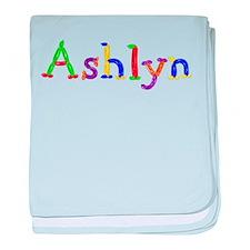 Ashlyn Balloons baby blanket