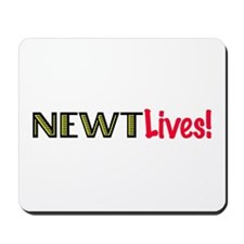 NEWT lives! Mousepad
