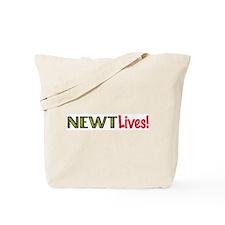 NEWT lives! Tote Bag