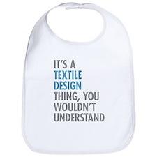 Textile Design Bib