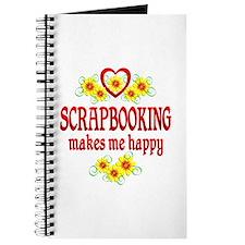 Scrapbooking Happiness Journal