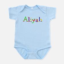 Aliyah Balloons Body Suit
