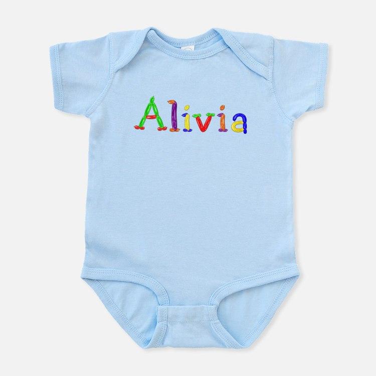 Alivia Balloons Body Suit