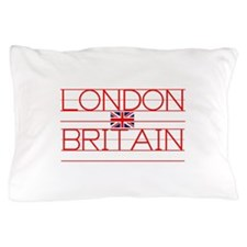LONDON BRITAIN Pillow Case