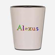 Alexus Balloons Shot Glass