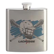 Lacrosse Attitude Flask
