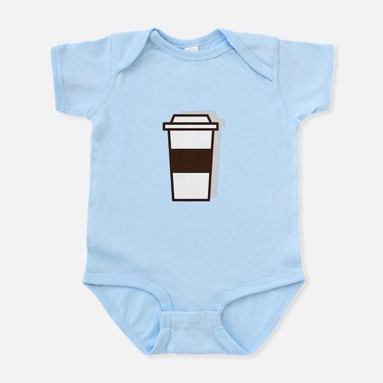 Coffee To Go Body Suit