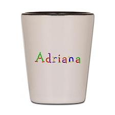 Adriana Balloons Shot Glass