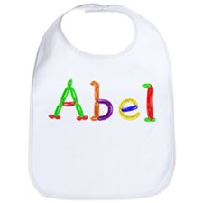 Abel Balloons Bib