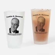 FDR: Change Drinking Glass