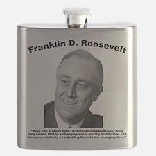 FDR: Change Flask
