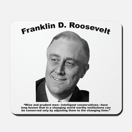 FDR: Change Mousepad