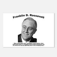 FDR: Change Postcards (Package of 8)