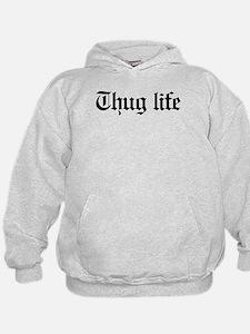 thug life, gangster, baby, g, thug, Hoodie