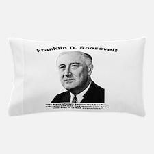 FDR: Self-Interest Pillow Case