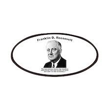 FDR: Self-Interest Patch