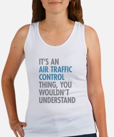 Air Traffic Control Tank Top