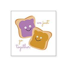 We Go Together Sticker