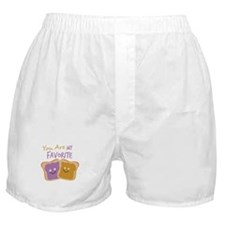 My Favorite Boxer Shorts