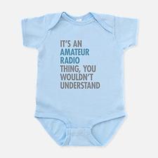 Amateur Radio Body Suit