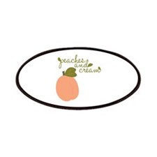 Peaches And Cream Patch
