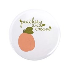 Peaches And Cream Button