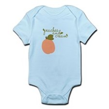 Peaches And Cream Body Suit