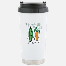 Peas & Carrots Travel Mug