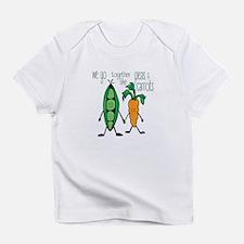 Peas & Carrots Infant T-Shirt