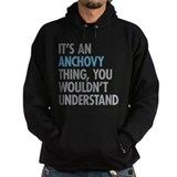 Anchovy Dark Hoodies