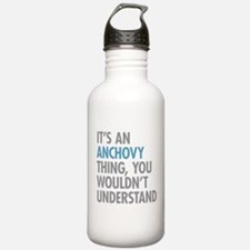 Anchovy Thing Water Bottle