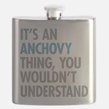 Anchovy Thing Flask