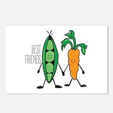 Best Frriends Postcards (Package of 8)