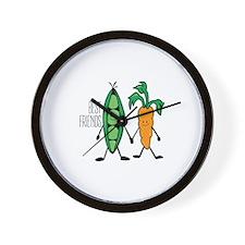Best Frriends Wall Clock