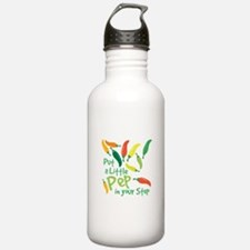 Pep In Your Step Water Bottle