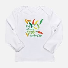 Pep In Your Step Long Sleeve T-Shirt
