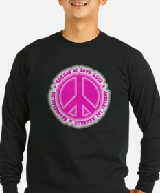 Summer of Love Pink T