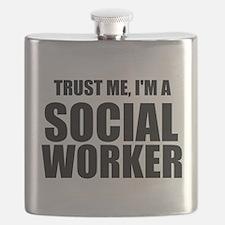 Trust Me, I'm A Social Worker Flask