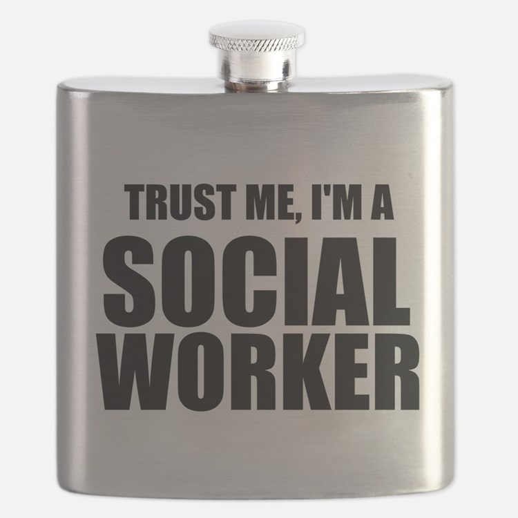 Trust Me, I'm A Social Worker Flask