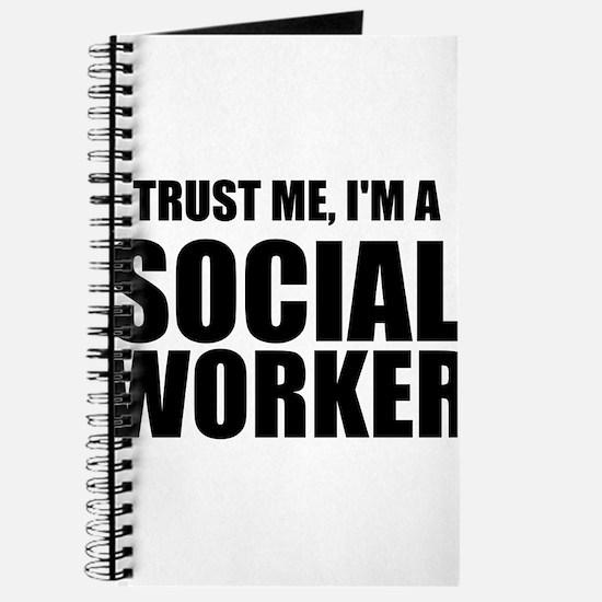 Trust Me, I'm A Social Worker Journal