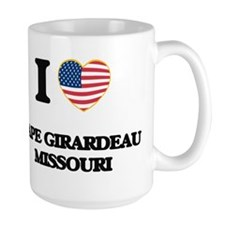 I love Cape Girardeau Missouri Mugs