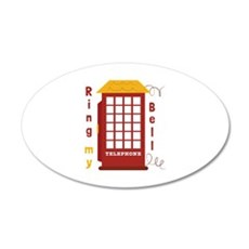 Ring My Bell Wall Decal