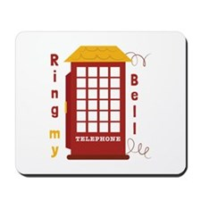 Ring My Bell Mousepad