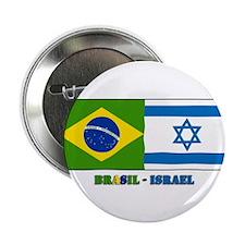 Brasil Israel Button