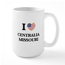 I love Centralia Missouri Mugs